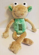 CCA&B Frog Nightlight Stuffed Plush Baby Glow In The Dark Belly Cuddly Toy Lovey