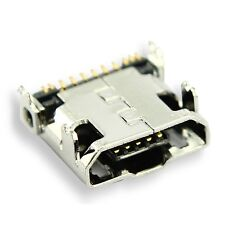 USB Charging Port Connector Block Without Flex For Samsung Galaxy S4 i9500 i9505