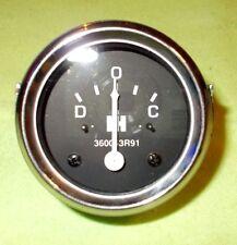 Farmall IHC Ammeter Amp Gauge 360053R91 Cub 100 140 200 300 350 400 Supers A H M