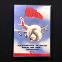 AIRPLANE! Comedy Movie DVD featuring Robert Hayes & Julie Hagerty