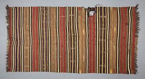 5.09' x 9.68' Kilim Rug Turkish OLD FAST Shipment With UPS 07407