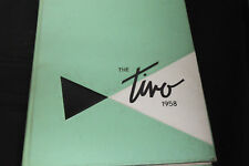 Timken Vocational High School 1958  The TIVO Annual Year Book Canton Ohio