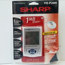 Sharp YOP20HII 1MB Electronic Organizer - Office Electronics