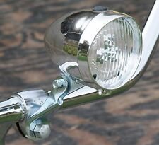 C3 LED HEAD LIGHT Vintage Schwinn Stingray Bicycle Cruiser Fixie Road Bike Beach