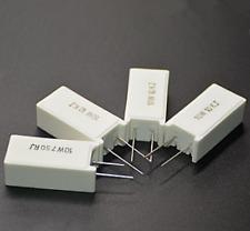 MMG239-10x 390 Ohm 1/%  0,4W 0204 Miniatur Metallfilm Widerstand Gurt 10 Stk