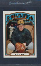 1972 Topps #247 Milt May Pirates EX/MT *1022