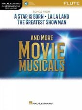 Songs from A Star Is Born La La Land and The Greatest Showman Flute 000287957