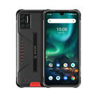 Umidigi Bison Rugged Smartphone Waterproof Shockproof 6gb+128gb Unlocked 2sim