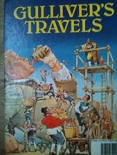 Gulliver's Travels by Jonathan Swift: abridged by Marie Stuart LADYBIRD BOOK H/B