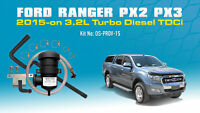 Mann ProVent Oil Catch Can Kit for Ford Ranger PX2 PX3 2015-on 3.2L TDCi P5AT