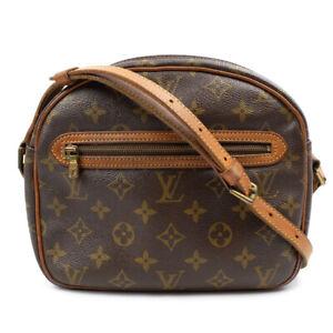 LOUIS VUITTON Senlis Monogram Shoulder Bag M51222