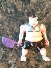 "Mighty Morphing Power Rangers Mordant Action Figure with weapon 5"" 1995"