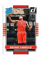 Bruno Caboclo, (Rated Rookie) 2014-15 Panini Donruss, Basketball Card