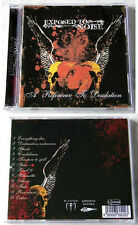 EXPOSED TO NOISE A Reference To Desolation .. CD TOP
