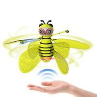 RC Flying Mini Bee Remote Control Toys Electronic Infrared Induction Aircraft