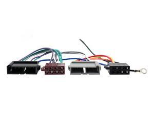 Jeep Cherokee Radio CD Estéreo Unidad Central Iso Cableado Adaptador CT20JP01