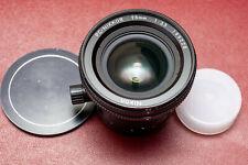 Nikon PC Nikkor 28mm 3,5, Shift Objektiv 28 mm f3.5