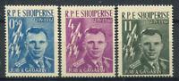 Albanien 1962 Mi. 642-644 Postfrisch 100% Gagarin, Raum, Wostok 1