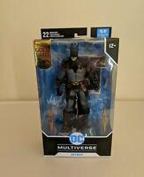 BATMAN Todd McFarlane Gold Label Collection DC Multiverse Walmart Exclusive NEW!
