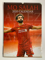 **MOHAMED MO SALAH LIVERPOOL UNOFFICIAL CALENDAR 2020 SEALED NEW CONDITION**