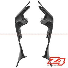 2014-2016 Z1000 Rear Side Tail Driver Seat Cover Panel Fairing Cowl Carbon Fiber