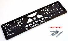 1x Kennzeichenhalter Nummernschildhalter für BMW M-power