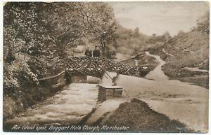 An ideal spot, Boggart Hole, Clough, Manchester
