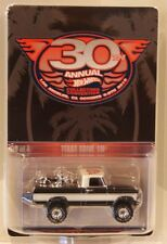 Hot Wheels 30th Convention Texas Drive'em Ford Truck Only 2600 Made Real Riders