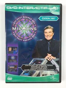Qui Veut Gagner des Millions DVD Intéractif Edition 2007