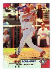 Ivan Rodriguez 1999 Finest Refractors #195