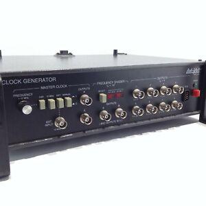 Lab-Volt Electronic Training Digital Fundamentals CLOCK GENERATOR Model 9421-00
