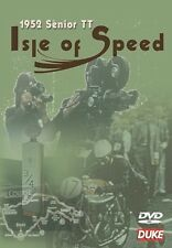 Isle of Speed - 1952 Senior TT Isle of Man (New DVD) Vintage Motorcycle Sport