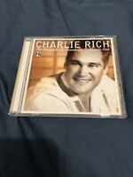 CHARLIE RICH -THE COMPLETE HI RECORDINGS OF CHARLIE RICH- (CD)