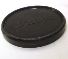 Lens cap Canon 58mm slip on for 55mm f1.2 FL vintage