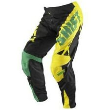 Shift Racing  MenS MX Offroad ATV Chad Reed Replica  Pants Green/Yellow  size 30