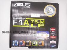 *BRAND NEW ASUS F1A75-M LE Socket FM1 Micro ATX Motherboard