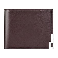 Gents Wallet Men's Trouser Pocket Leather Soft Purse Money and Bank Cards Holder