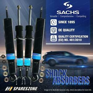 Front + Rear Sachs Shock Absorbers for Ford F-150 F-250 Truck 2WD 97-20