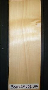 REAL WOOD VENEER 14 X QUILTED SYCAMORE SHEETS,REFURBISHING,CRAFTS,FURNITURE