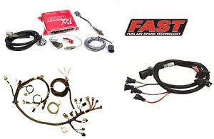 FAST EFI XFI 2.0 Engine Management System GM Chevy, L98 TPI , AMC and MOPAR V8