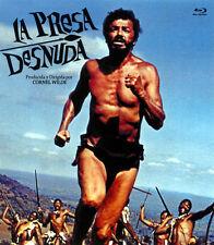LA PRESA DESNUDA (THE NAKED PREY) (BLU-RAY DISC BD PRECINTADO)