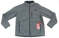 North Face Mens Apex Bionic 2 Jacket - Size L Large Charcoal - New w/ Tags
