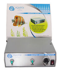 AQUATEK Ozone Generator for Marine or Fresh Water Aquariums