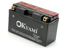 Batteria Okyami YT7B-BS Yamaha YP Majesty DX - 250 1998 - 2000