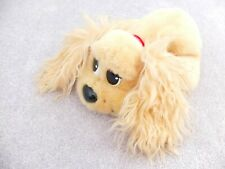 "Pound Puppies, Cocker Spaniel, Mattel 2004, plush animal 12"", good condition"