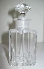 Authentic Vintage Baccarat Perfume Scent Bottle~Signed~Perfect/Mint~Last One