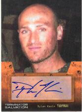 "Terminator Salvation - Dylan Kenin as ""Turnbull"" Auto/Autograph"