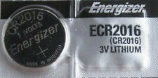 Energizer - CR2016 2016 3-Volt Lithium Battery 1 pk