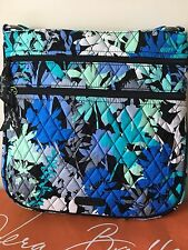 NWT Vera Bradley Triple Zip Hipster Crossbody Bag Handbag Purse Camofloral