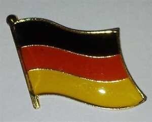 Pin Flaggenpin Deutschland Anstecker Anstecknadel Fahne Flagge